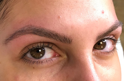 Microblading esthéticienne 93