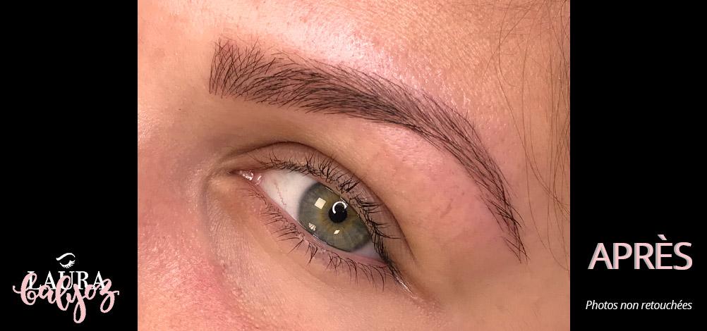 semi-permanent sourcils avant après 49